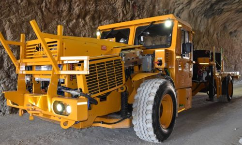 Why the mines of the future will be diesel free